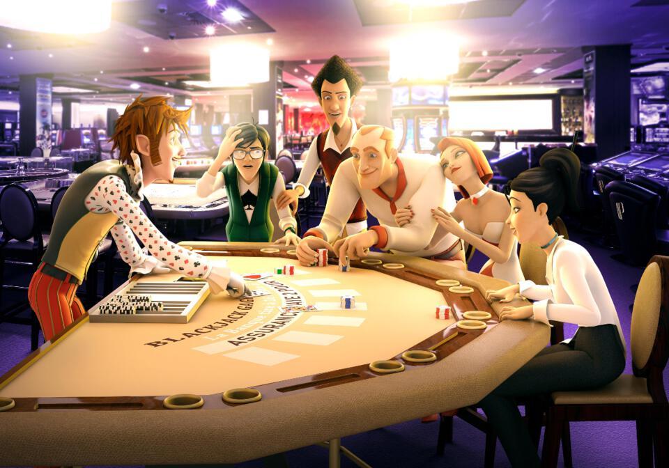 initiation au blackjack