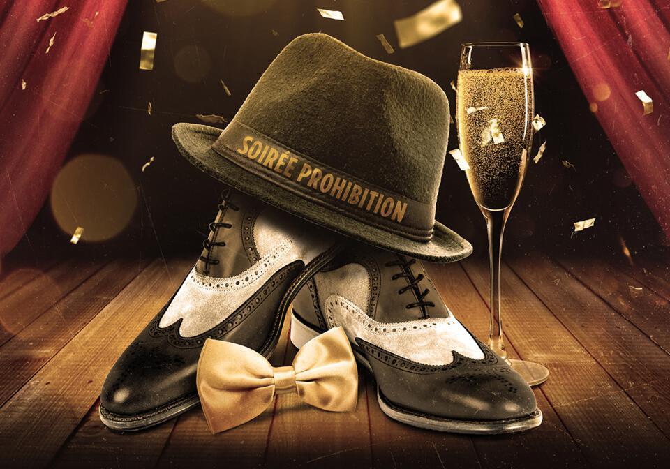 prohibition, chapeau, diner-spectacle, chaussures, danse ,années 20, champagne, scène, artiste, rideaux rouges, parquets, gatsby le magnifique, fête
