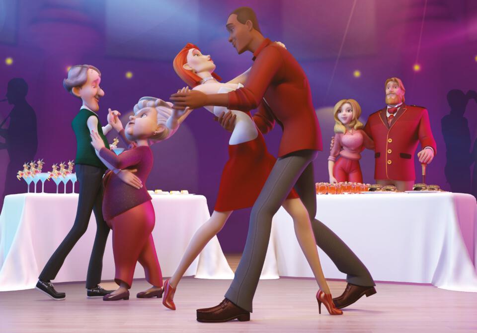 persos qui dansent