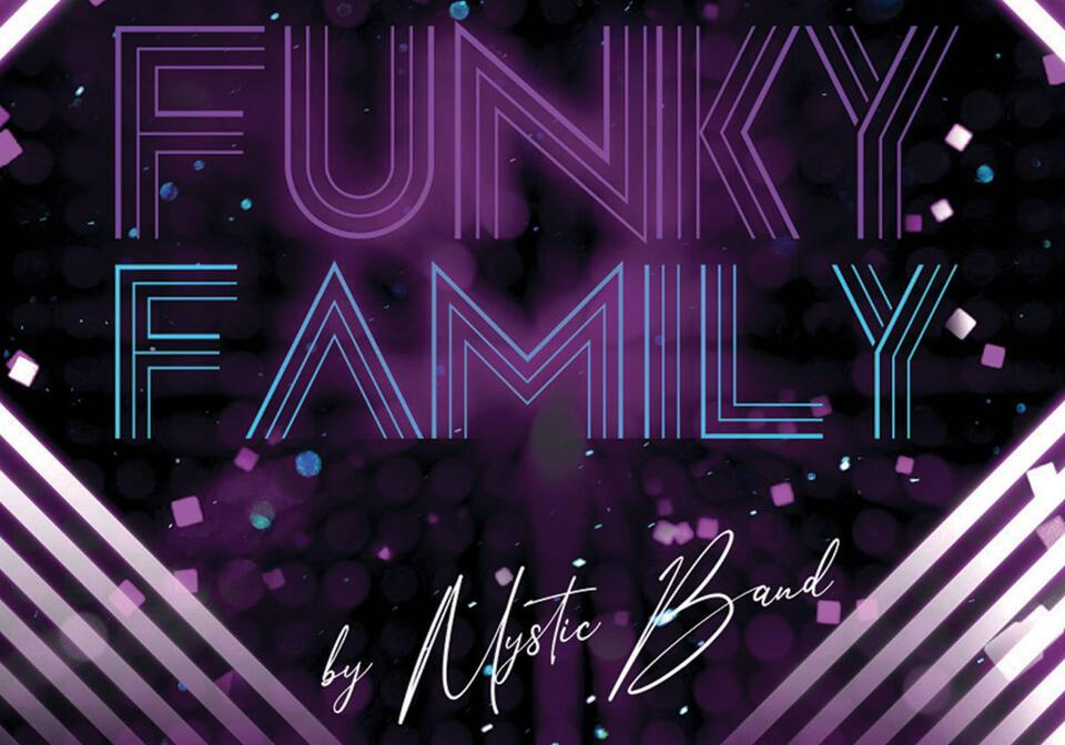Texte Funky Family BY Mystic Band reporté.