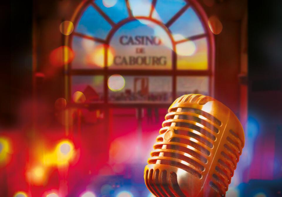 micro, casino de Cabourg